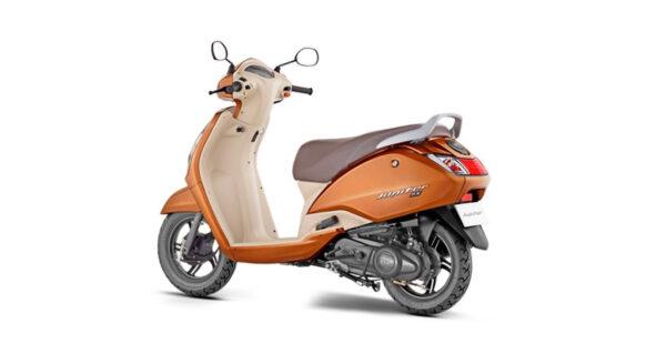 موتورسیکلت تی وی اس مدل JUPITER ژوپیتر 110