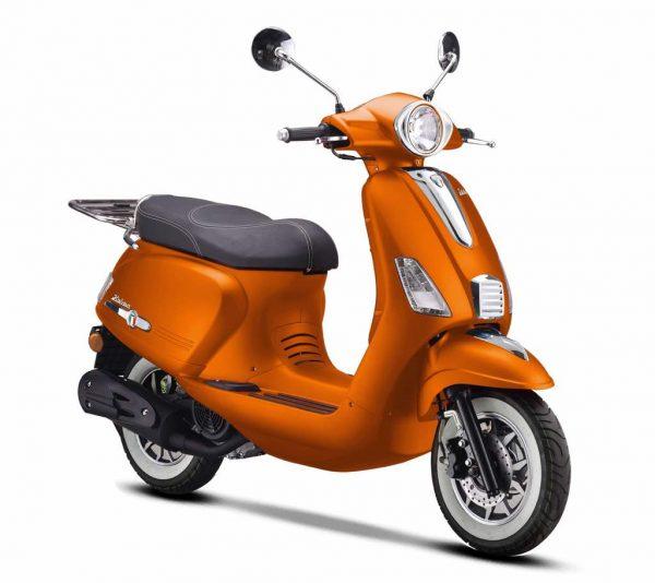 موتور سیکلت کاوان 125