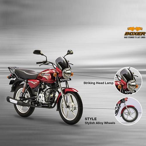 موتورسیکلت باجاج بوکسر مدل Boxer 150