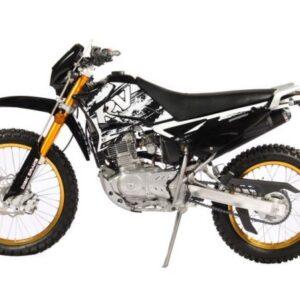 موتورسیکلت تریل روان مدل QM200