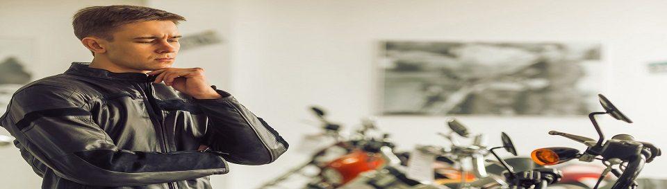 انتخاب موتورسیکلت مناسب
