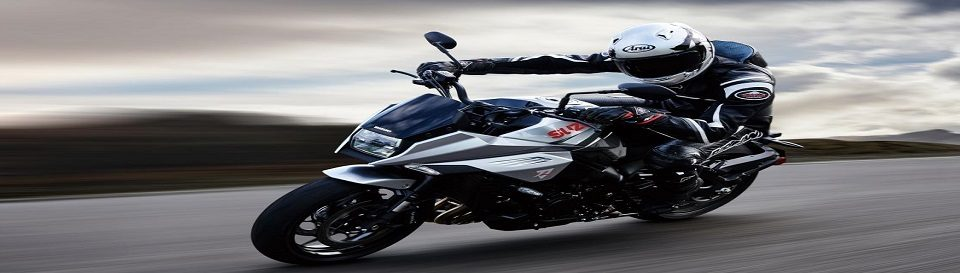مدل های موتورسیکلت سوزوکی