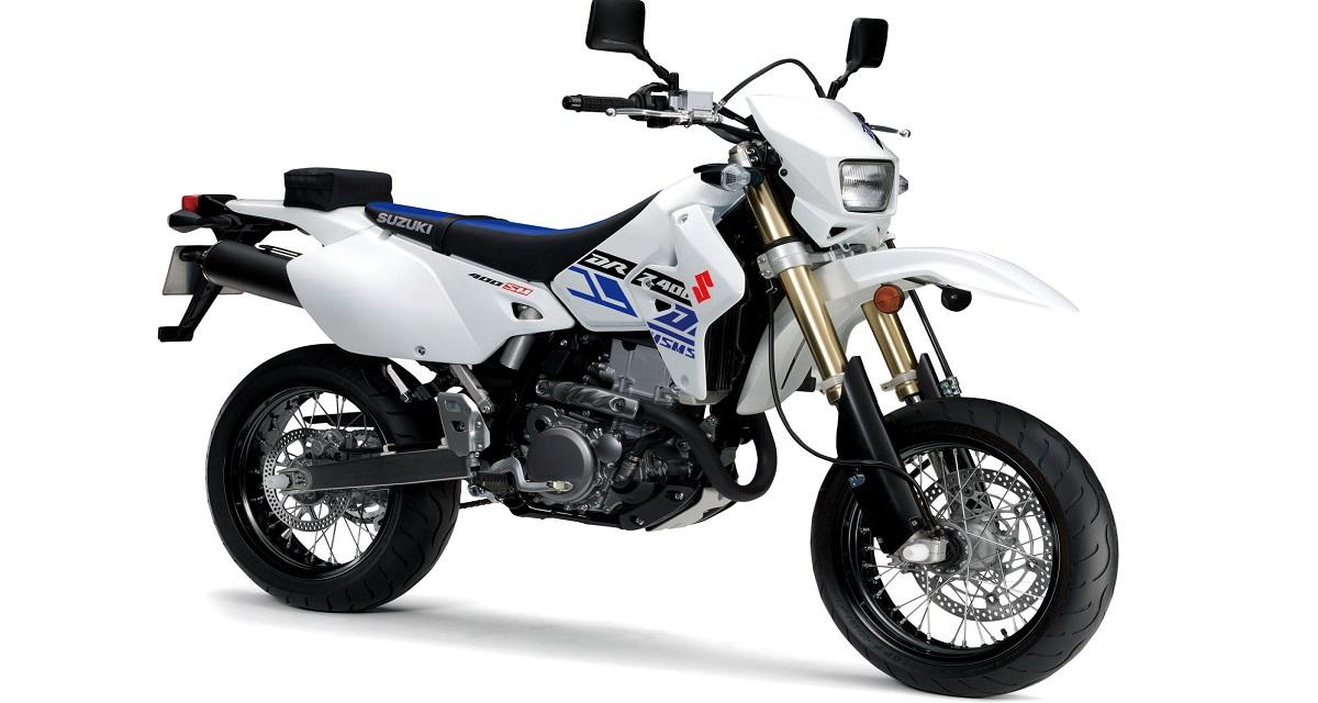 Suzuki SuperMoto
