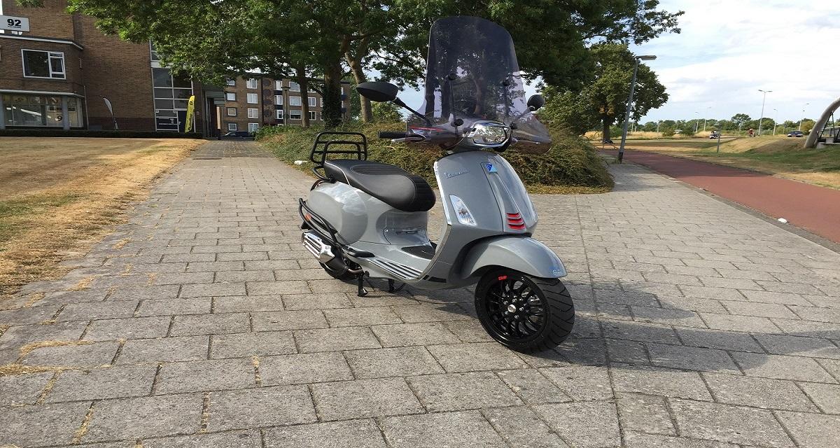 مدل های موتورسیکلت وسپا 2020
