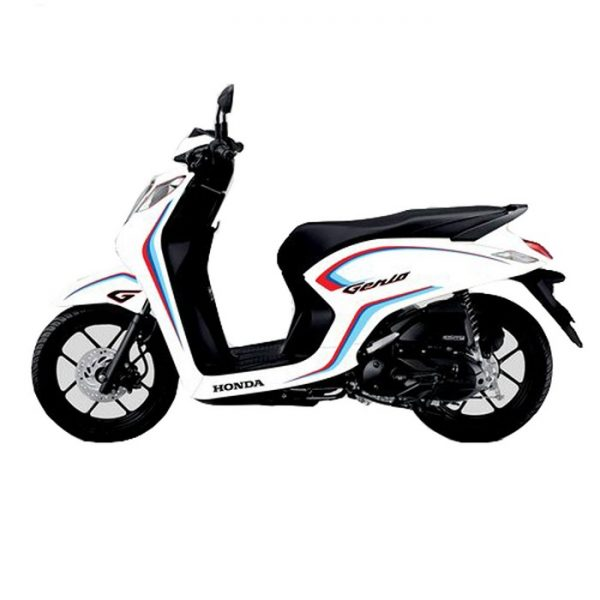 موتورسیکلت هوندا مدل جنیو ۱۱۰