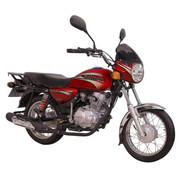موتور سیکلت رهرو 150 طرح باکسر