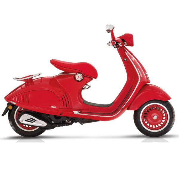 موتورسیکلت وسپا رد 946