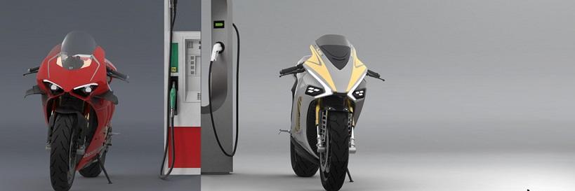 موتورسیکلت برقی بخریم یا بنزینی؟