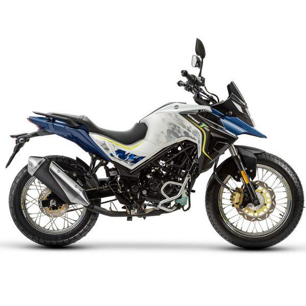 موتور سیکلت گلکسی Galaxy NH180